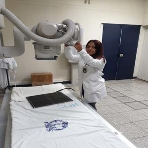 Conoce a Vanessa estudiante de la licenciatura en Radiología e Imágenes
